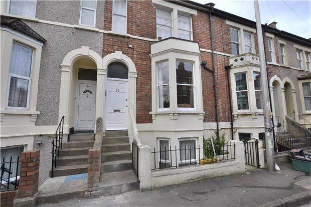 1 Bedroom Flat for sale in Albany Road, Montpelier, Bristol, BS6 5LH