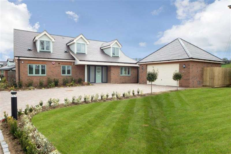 4 Bedrooms Detached House for sale in Long Meadow, Long Lane, Toddington