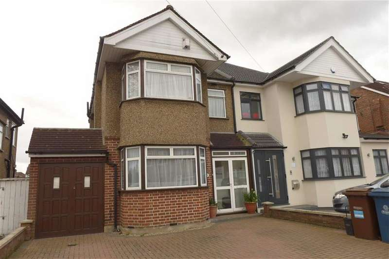 3 Bedrooms Semi Detached House for sale in Ennerdale Avenue, Stanmore, Middlesex