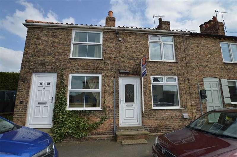 2 Bedrooms Cottage House for sale in Main Street, Sigglesthorne, East Yorkshire