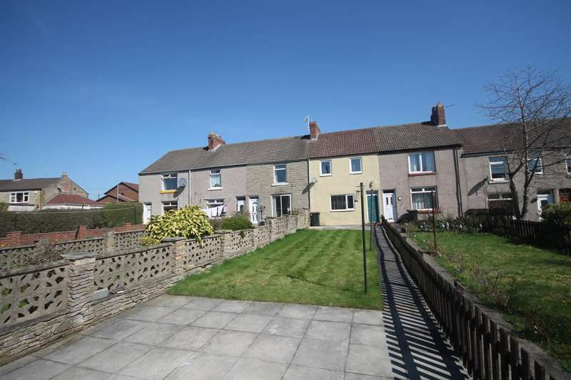2 Bedrooms Terraced House for sale in Waverley Terrace, Shildon