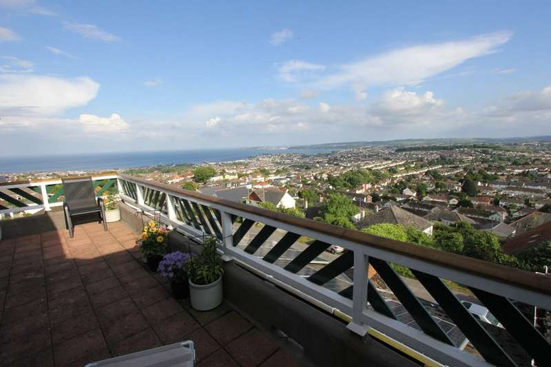 2 Bedrooms Flat for sale in Dunstone Park Road, Paignton