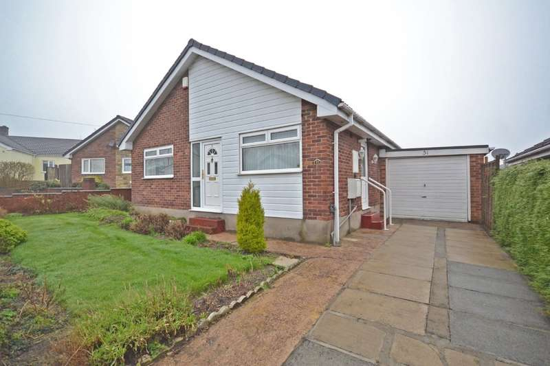 2 Bedrooms Detached Bungalow for sale in Hollingthorpe Road, Hall Green, Wakefield