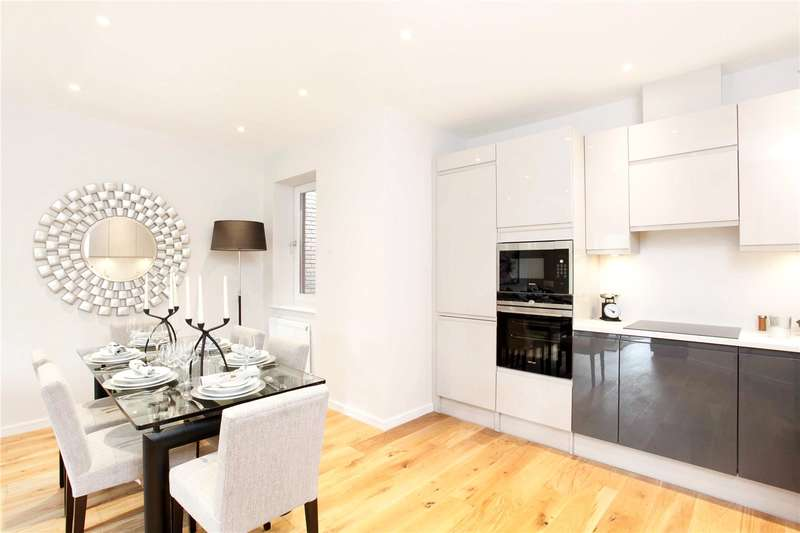 2 Bedrooms Flat for sale in Sheet Street, Windsor, Berkshire, SL4