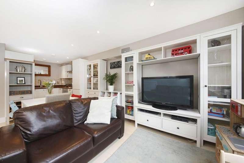 2 Bedrooms Apartment Flat for sale in Pretoria Court, Tyrwhitt Road, London SE4 1QG