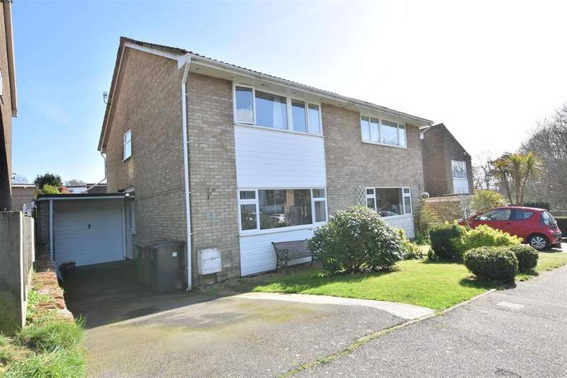 4 Bedrooms Semi Detached House for sale in The Woodlands, Hastings
