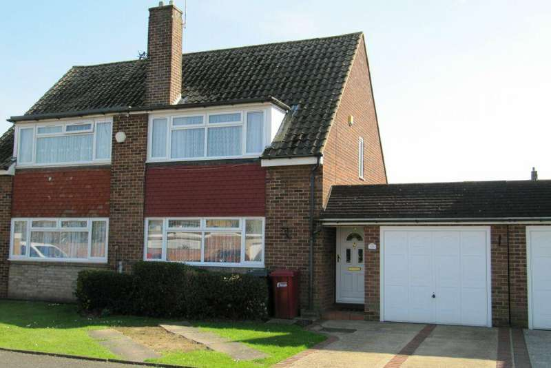 3 Bedrooms Semi Detached House for sale in Ember Road, Langley, Berkshire, SL3 8ED