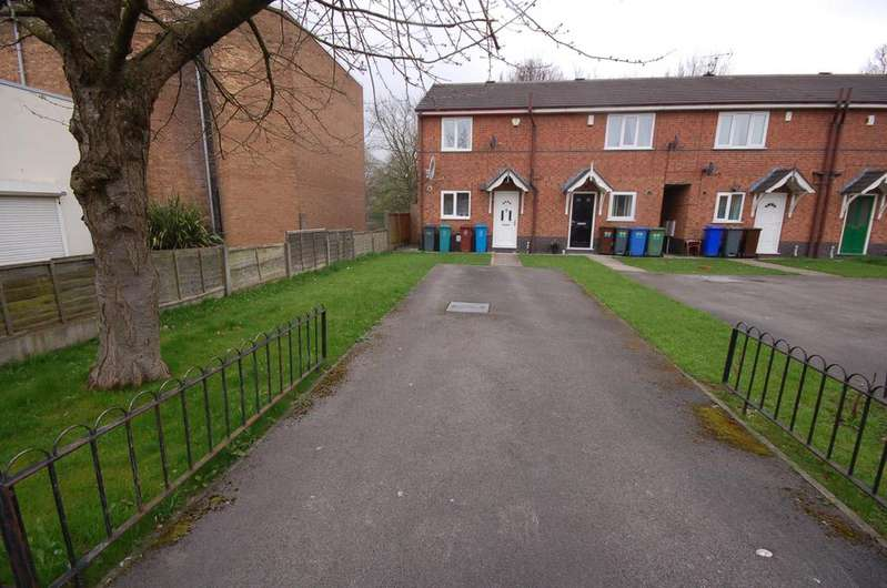 3 Bedrooms End Of Terrace House for sale in Chalford Road, Newall Green, Manchester M23