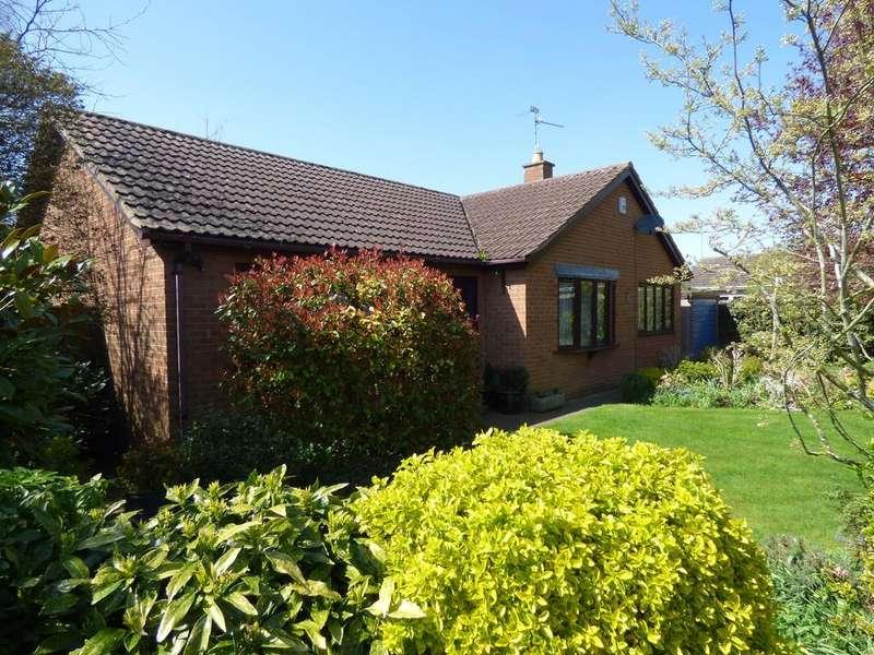 3 Bedrooms Detached Bungalow for sale in All Saints Close, Moulton