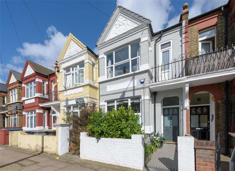 4 Bedrooms Terraced House for sale in Clifford Gardens, London, NW10