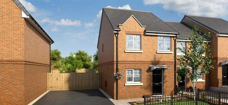 3 Bedrooms Semi Detached House for sale in Cottonfields, Atherton