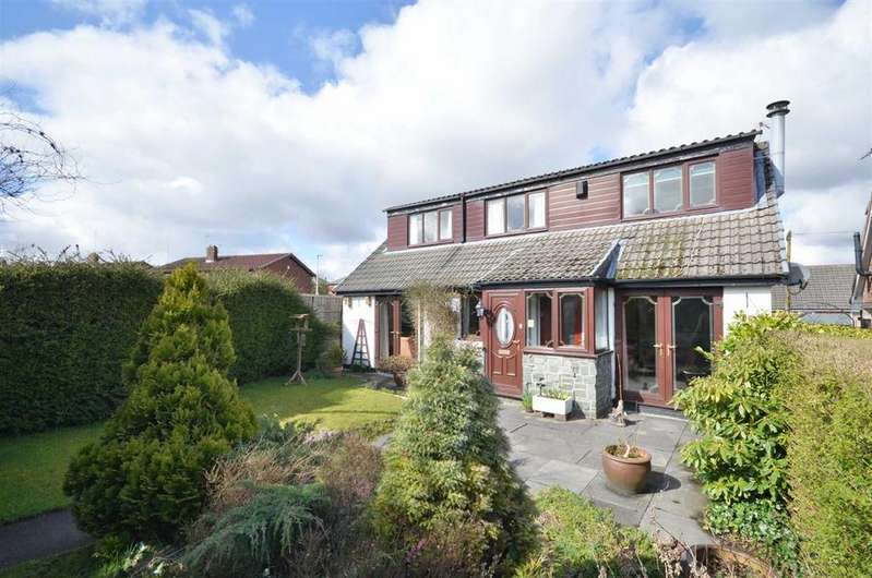 4 Bedrooms Detached House for sale in Crab Brow, Atherton