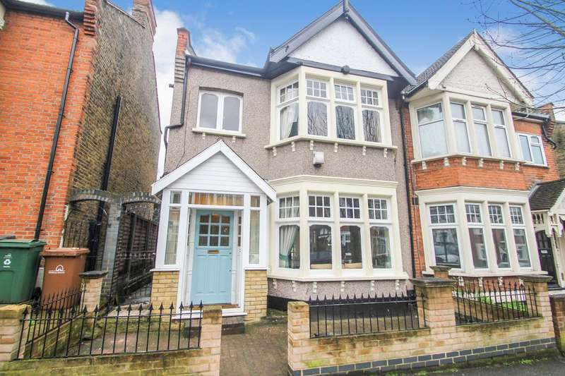 3 Bedrooms Semi Detached House for sale in Fulready Road, Leyton, London, E10