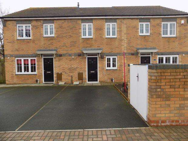 2 Bedrooms Terraced House for sale in WESTFIELDS, BRIERTON, HARTLEPOOL