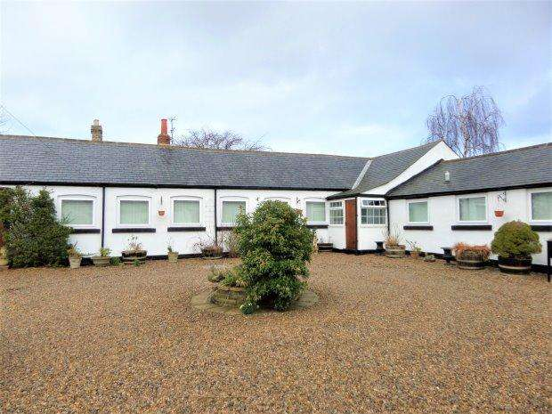 4 Bedrooms Detached Bungalow for sale in WOODSTOCK LODGE, MAINSFORTH VILLAGE, SEDGEFIELD DISTRICT