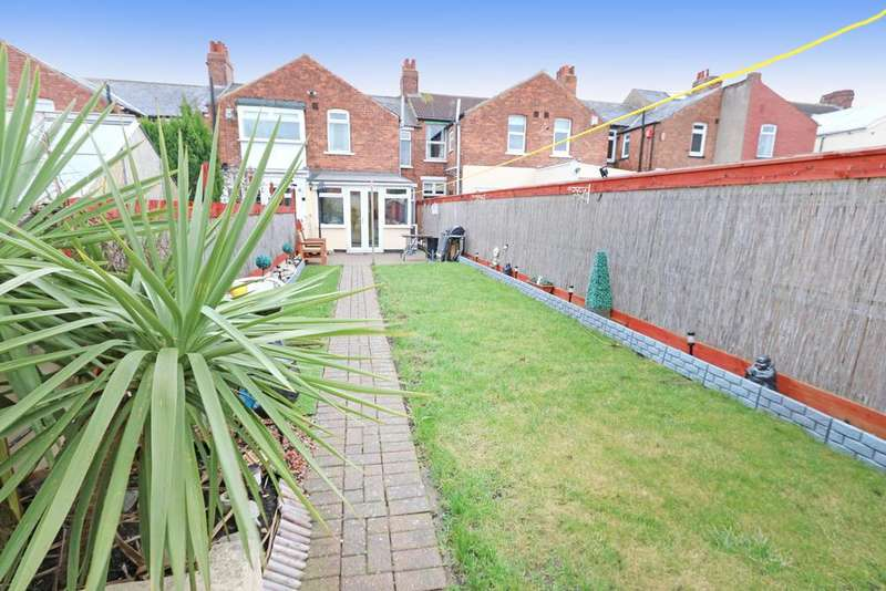 3 Bedrooms Terraced House for sale in ROCKCLIFFE ROAD TS5