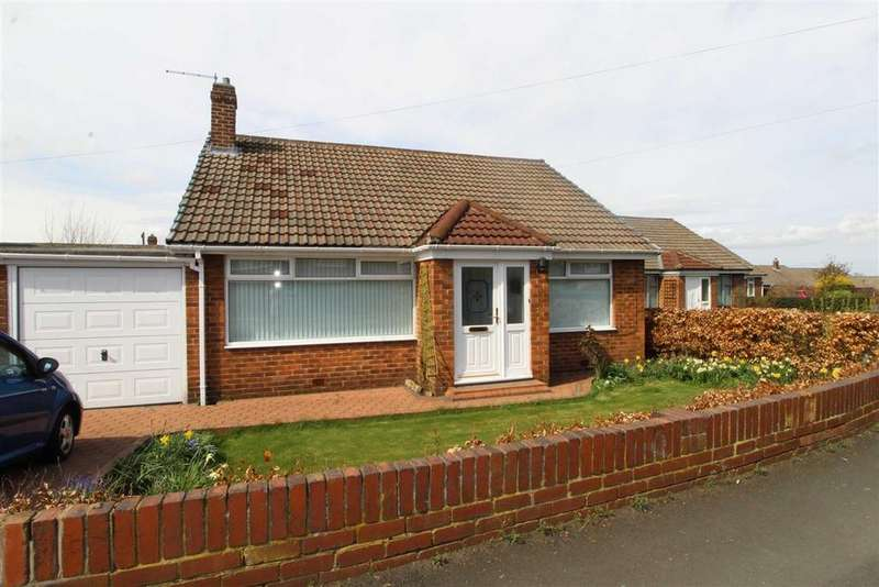 4 Bedrooms Detached Bungalow for sale in Fir Tree Road, Whickham, Newcastle Upon Tyne
