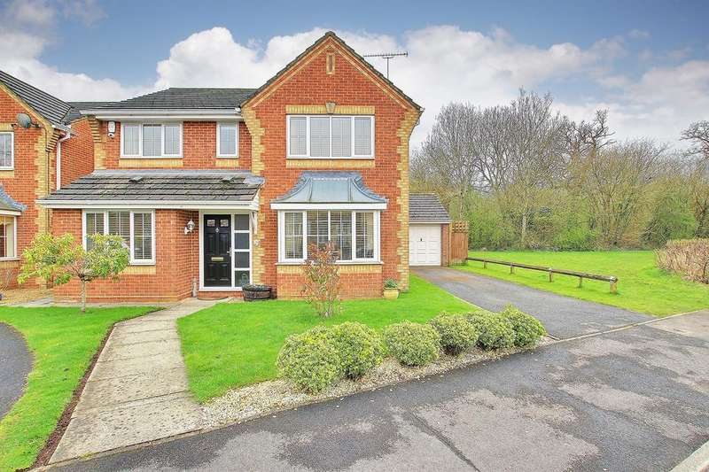 4 Bedrooms Detached House for sale in NURSLING