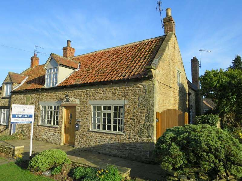 4 Bedrooms Cottage House for sale in Jasmine Cottage, Terrington, YO60 6QB