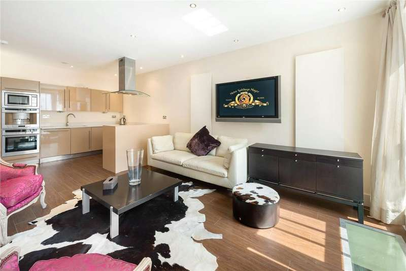 3 Bedrooms Terraced House for sale in Eaton Mews West, Belgravia, London