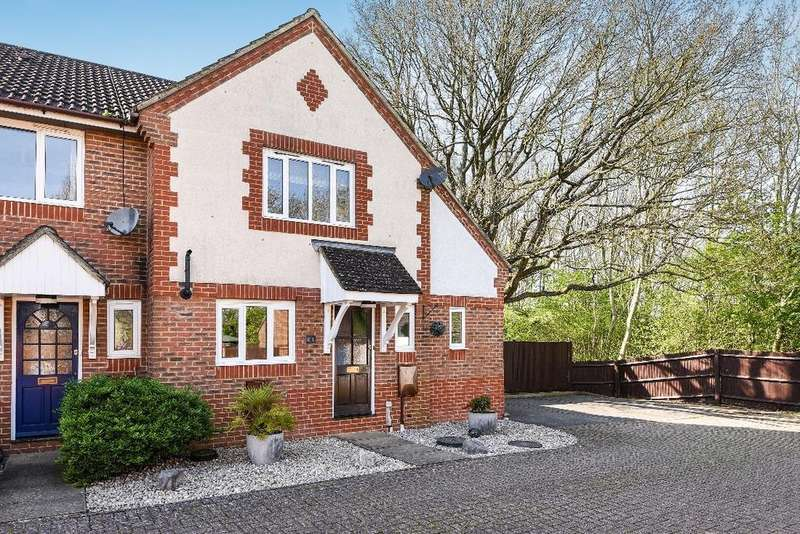 3 Bedrooms End Of Terrace House for sale in Wheatsheaf Close Burgess Hill RH15