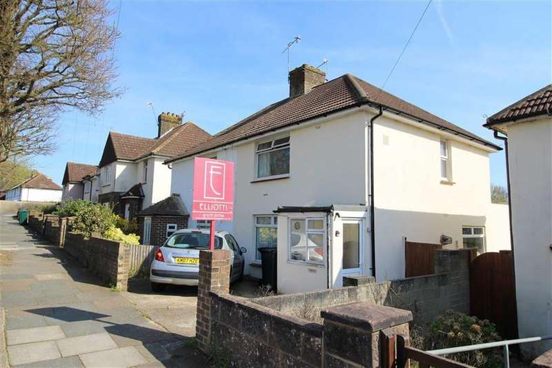 3 Bedrooms Semi Detached House for sale in Hallyburton Road, Hove, East Sussex