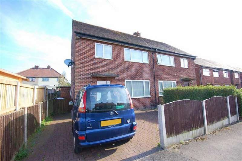 3 Bedrooms Semi Detached House for sale in Bridge Avenue, Woodley, Stockport, SK6