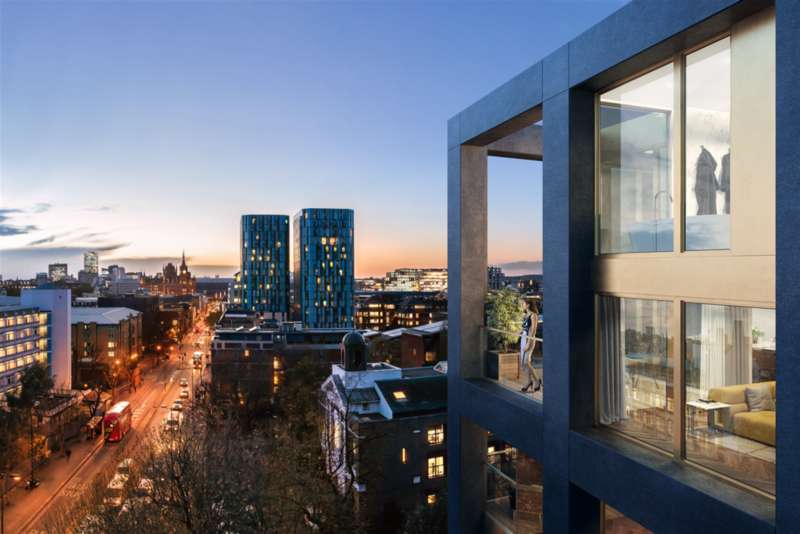 2 Bedrooms Apartment Flat for sale in Kings Cross Quarter, N1