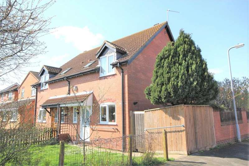 3 Bedrooms Semi Detached House for sale in Westbeck, Ruskington, NG34