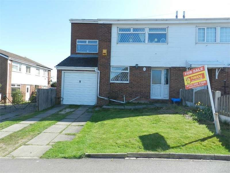 4 Bedrooms Semi Detached House for sale in Lytton Road, Parson Cross, SHEFFIELD, South Yorkshire