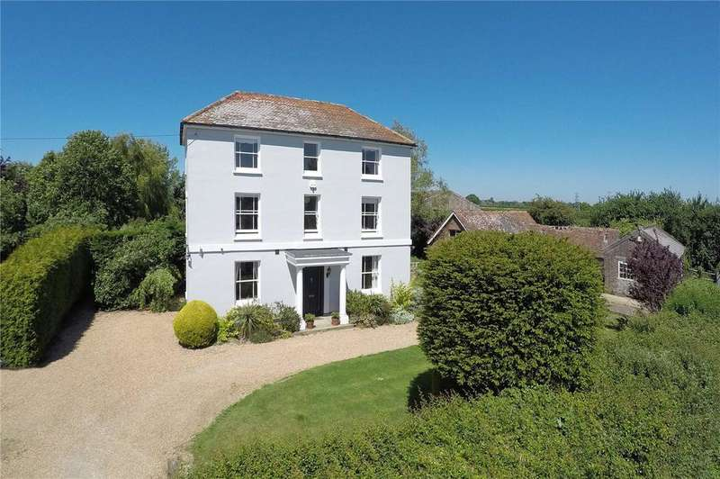 5 Bedrooms Detached House for sale in Moor Lane, Nr Glyndebourne, East Sussex