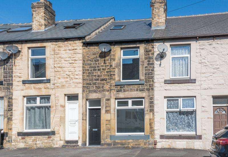 3 Bedrooms Terraced House for sale in Fielding Road, Hillsborough, S6 1SE - Ideal First Home