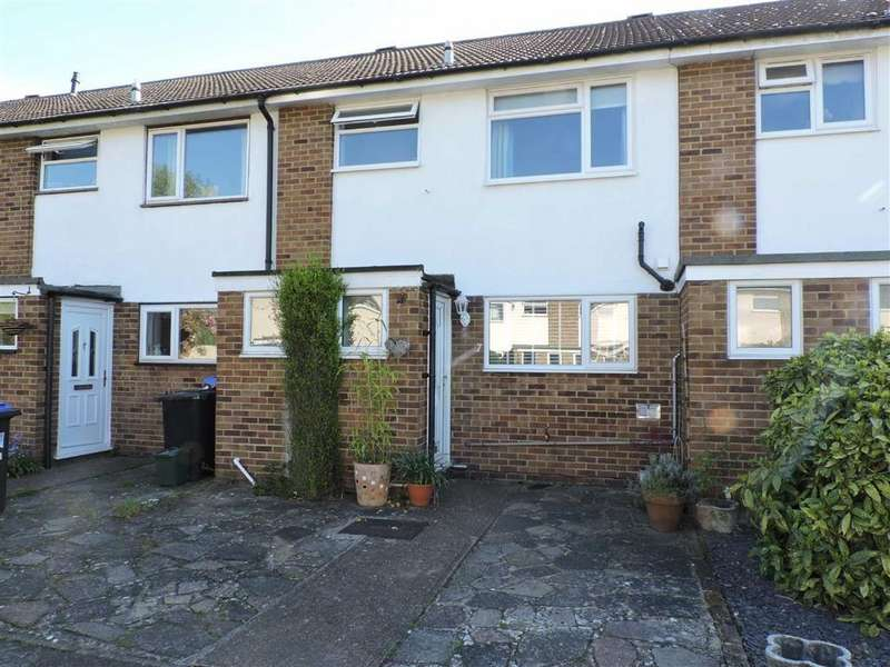 3 Bedrooms Terraced House for sale in The Willows, Byfleet