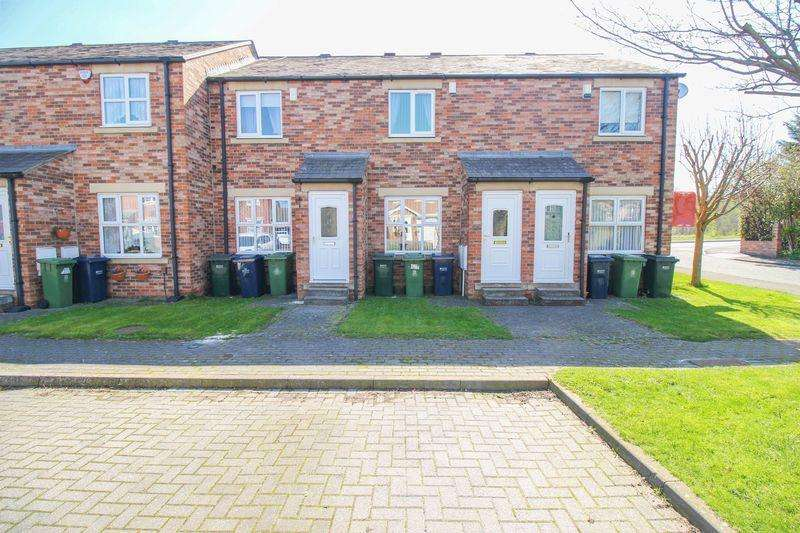 2 Bedrooms Terraced House for sale in The Copse, Blaydon