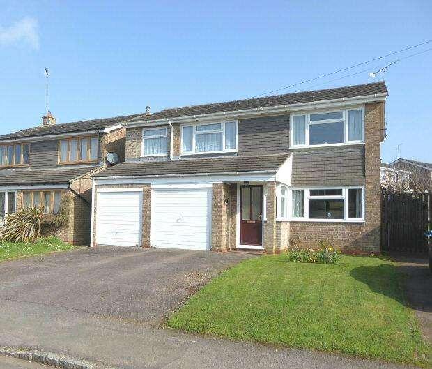 4 Bedrooms Detached House for sale in Colesbourne Road, Bloxham