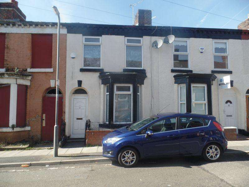 2 Bedrooms Terraced House for sale in 57 Stevenson Street, Liverpool