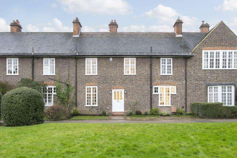 5 Bedrooms Terraced House for sale in Hampstead Way, Hampstead Garden Suburb, London, NW11