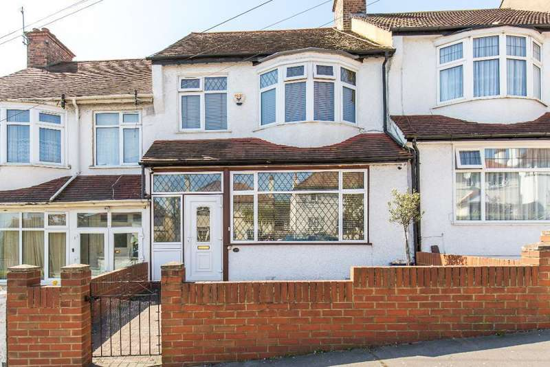 3 Bedrooms Terraced House for sale in Canham Road, London, SE25 6SA