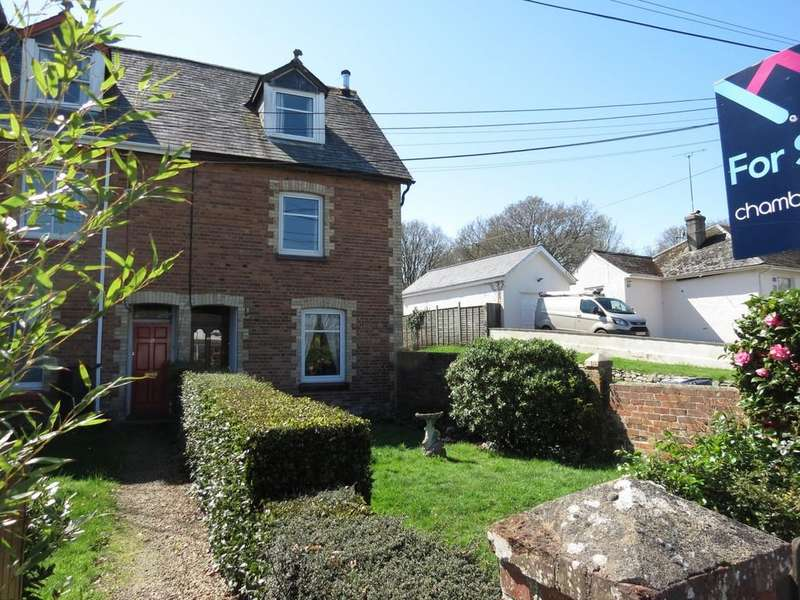 4 Bedrooms End Of Terrace House for sale in Pottery Road, Bovey Tracey