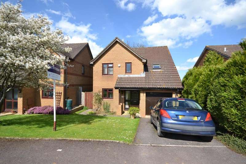 4 Bedrooms Detached House for sale in The Hawthorns, Cam, Dursley, GL11 5LJ