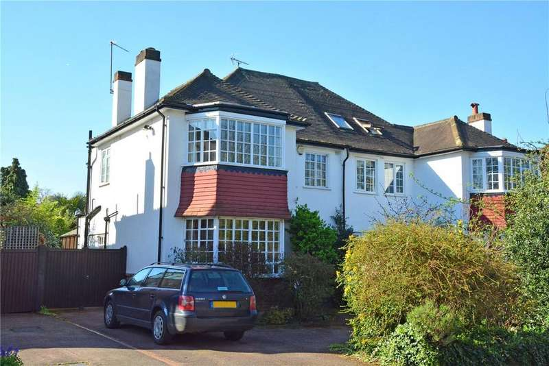 4 Bedrooms Semi Detached House for sale in Brookway, Blackheath, London, SE3