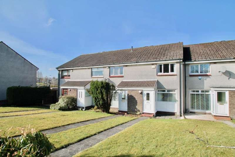 2 Bedrooms Terraced House for sale in 77 Angus Avenue, Bishopbriggs G64, G64 1AH