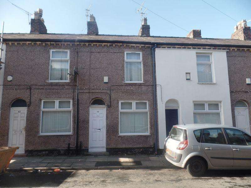 2 Bedrooms Terraced House for sale in 69 Cambria Street, Liverpool