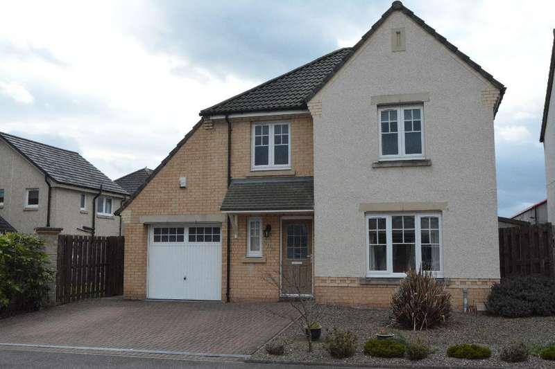 4 Bedrooms Detached House for sale in McDonald Crescent, Falkirk, Falkirk, FK2 9FN
