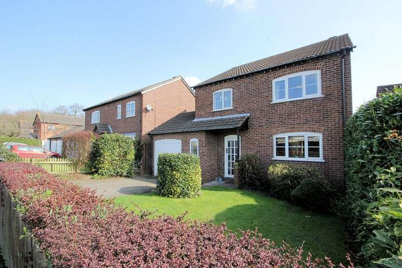 4 Bedrooms Detached House for sale in Ravensthorpe Drive, Loughborough