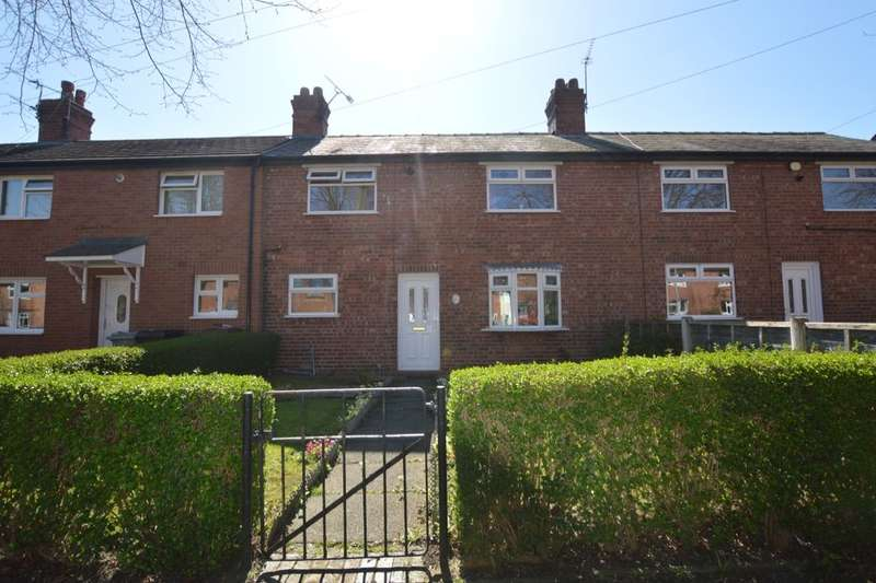 3 Bedrooms Terraced House for sale in Kitfield Avenue, Middlewich, CW10