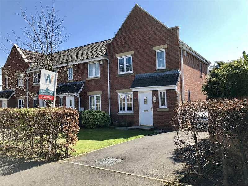 3 Bedrooms Mews House for sale in Anderton Cresent, Buckshaw Village