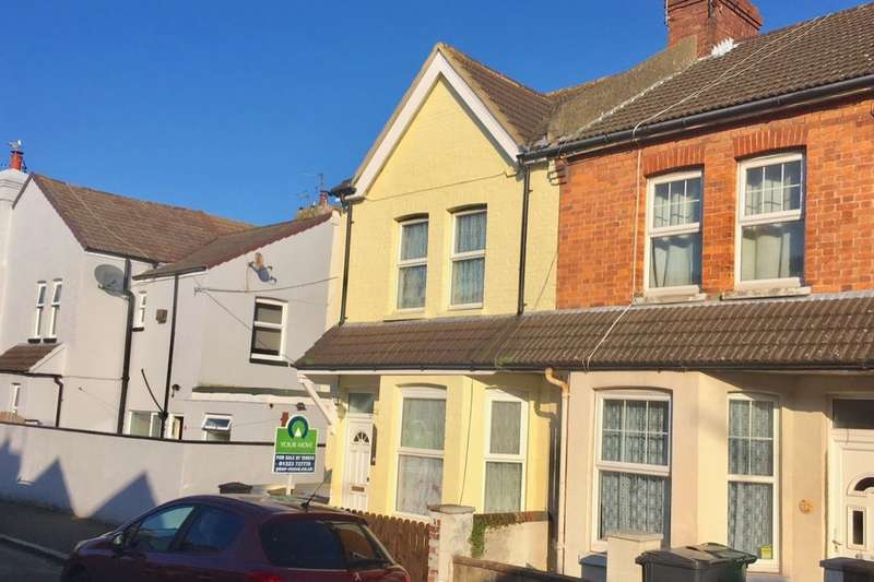 2 Bedrooms Property for sale in Dudley Road, Eastbourne, BN22