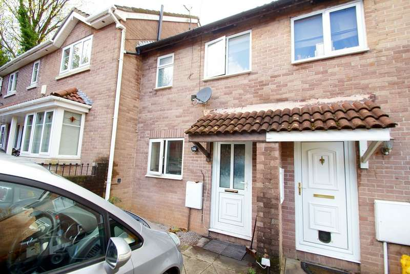 2 Bedrooms Terraced House for rent in Lauriston Park, Cardiff CF5