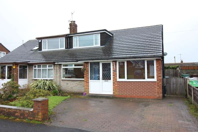 3 Bedrooms Semi Detached House for sale in Springfield Road, Ramsbottom, Bury, BL0